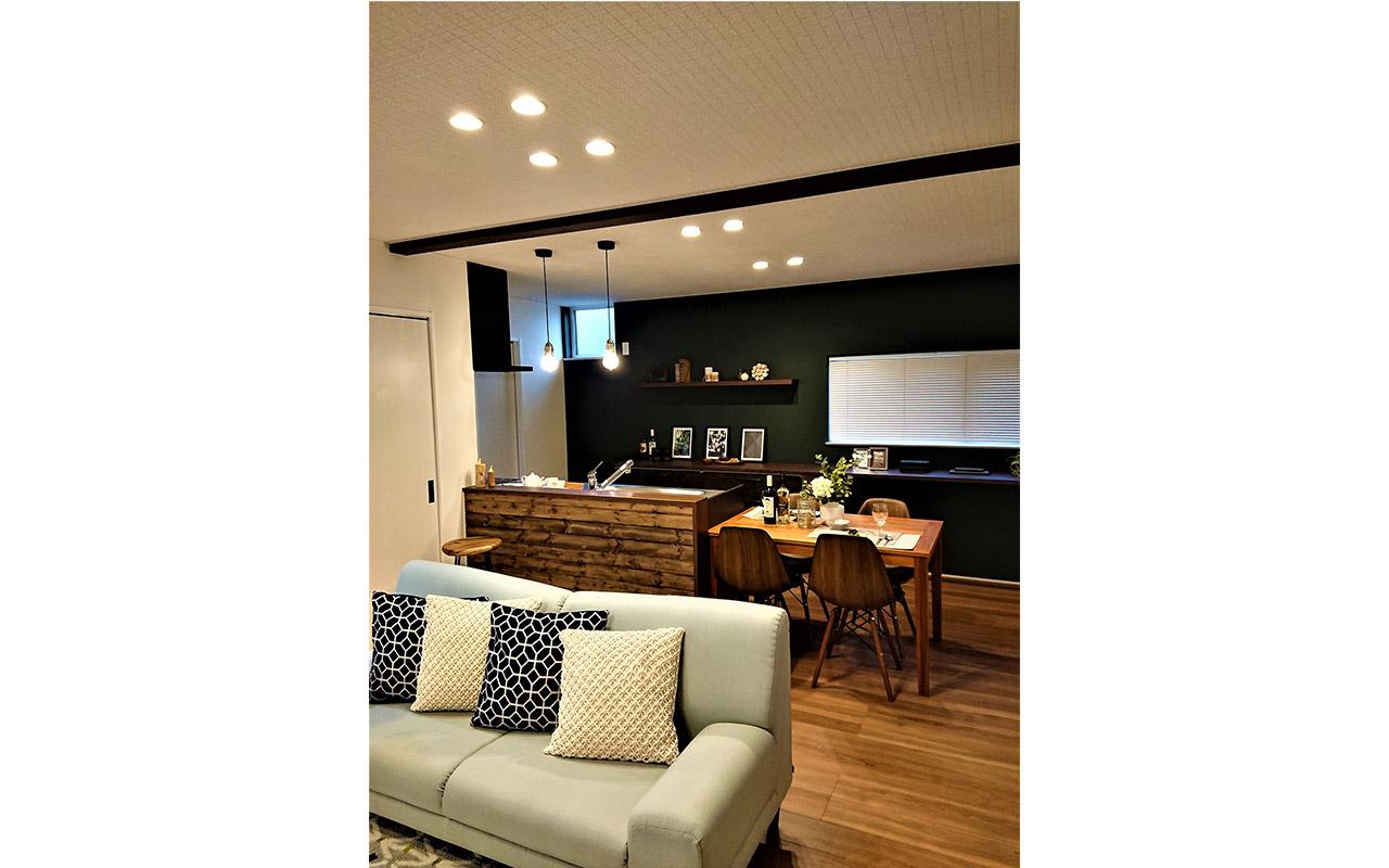 旭川家具のソファ