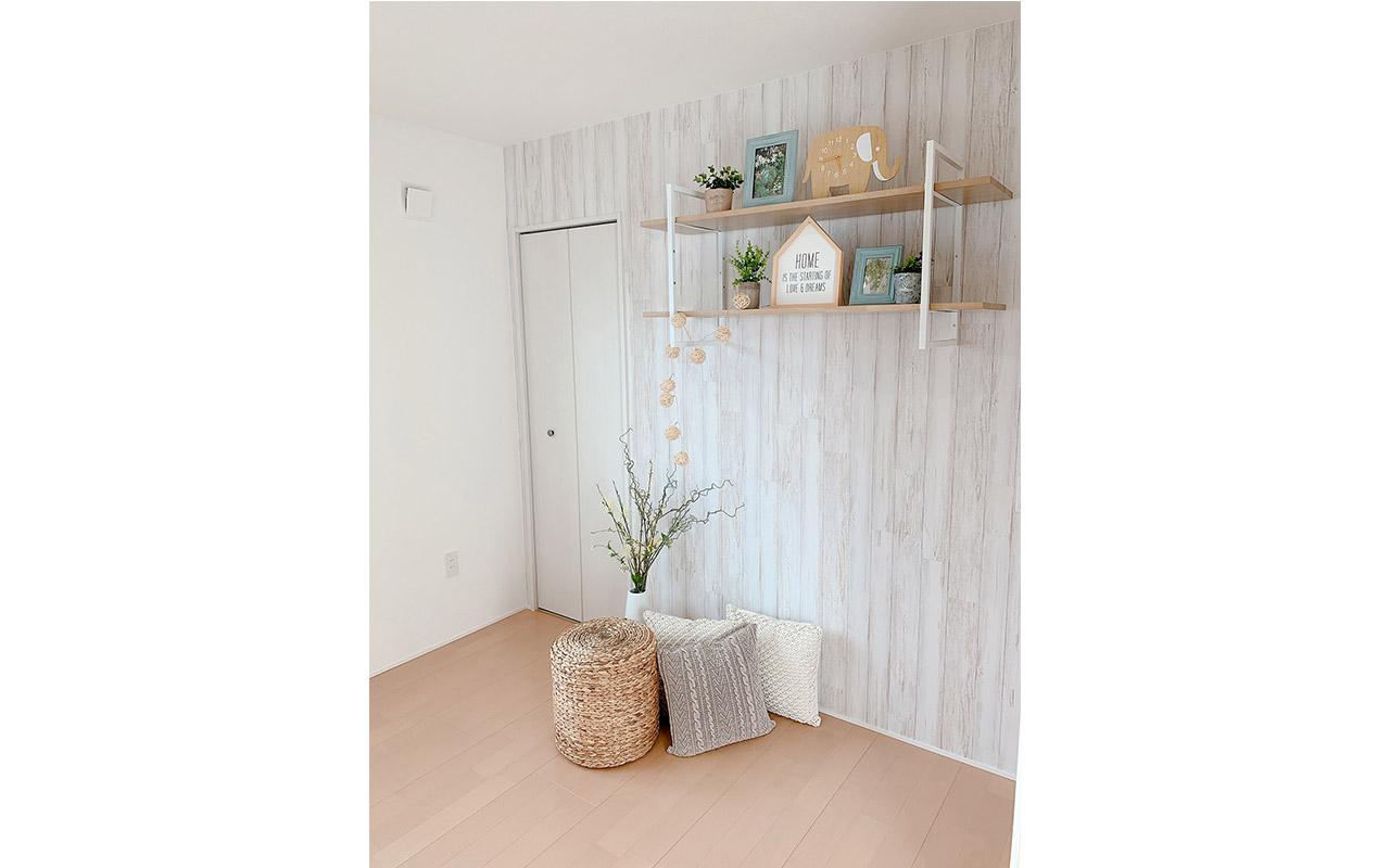 洋室の飾り棚